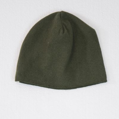 Basic Hat Green by Babe & Tess-2Y