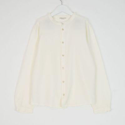 Coreana Shirt Natural by Babe & Tess-4Y