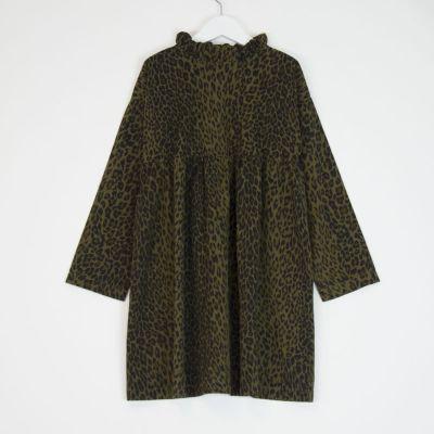 Dress Olivia Leopard Print by Babe & Tess