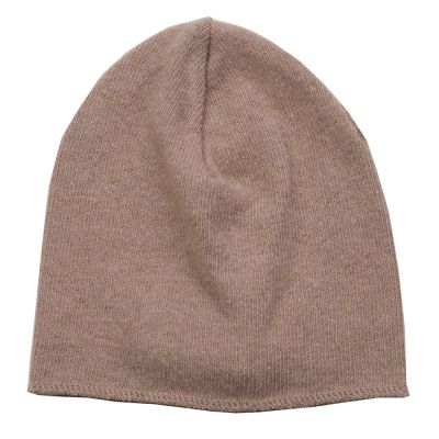 Soft Jersey Baby Beanie Rose by Babe & Tess-3M