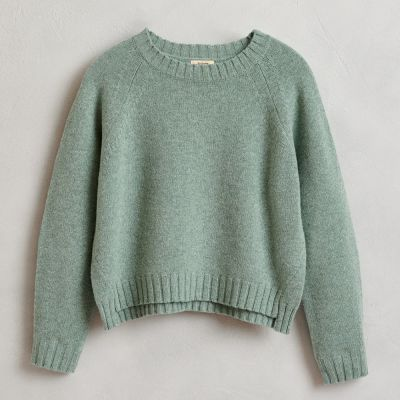 Knitted Sweater Gimi Argile by Bellerose-4Y