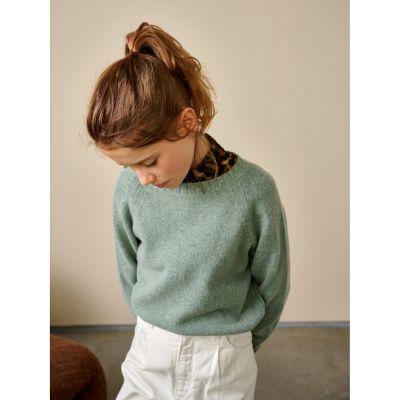 Knitted Sweater Gimi Argile by Bellerose