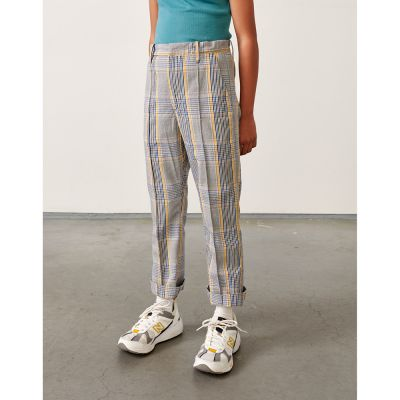 Pants Phiby Blue/Yellow Striped by Bellerose