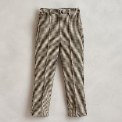 Check Trousers Phiby by Bellerose-4Y