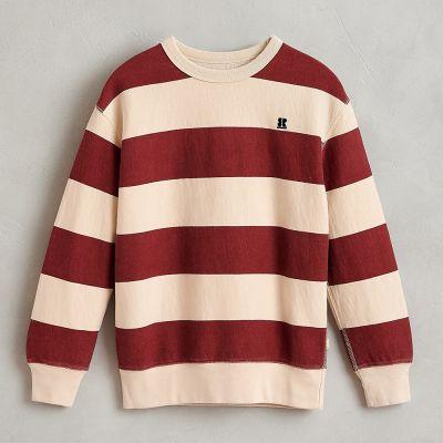 Sweatshirt Fago Sugarcane by Bellerose-4Y