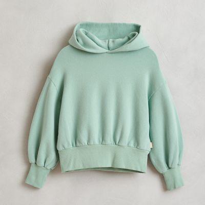 Hooded Sweatshirt Vasso Argile by Bellerose-4Y