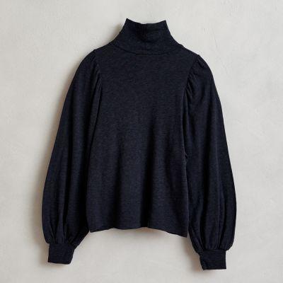 Soft Turtleneck Shirt Mazo America by Bellerose-4Y