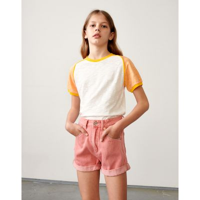 T-Shirt Moby Vintage White by Bellerose