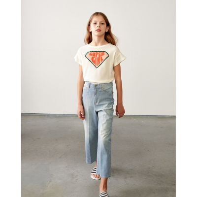 T-Shirt Vou Off-White by Bellerose