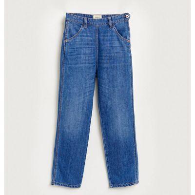 Jeans Pink Antic Worn-4Y