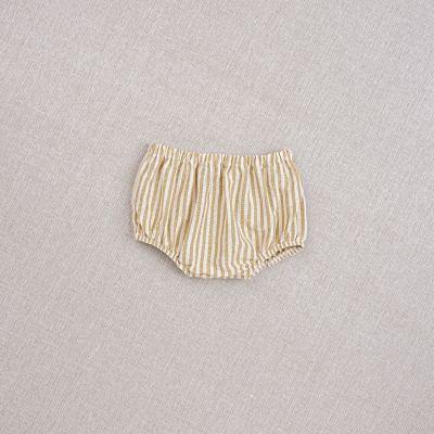 Baby Bloomer Striped Ochre-3M