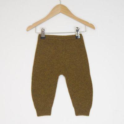 Baby Cashmere Leggings Hooke Bracken by Caramel