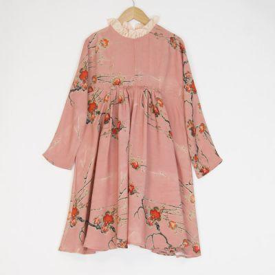 Dress Edmee Orchid Print by Caramel-3Y
