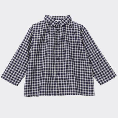 Shirt Eos Blue Gingham Check by Caramel