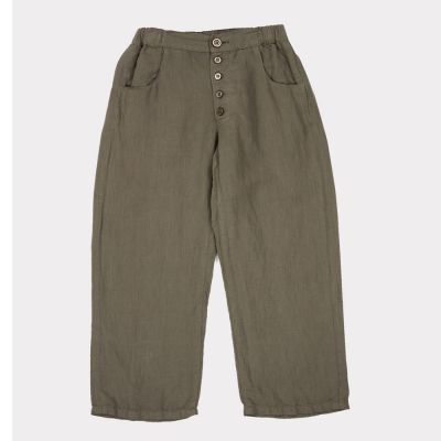 Trousers Barnacle Dark Olive by Caramel