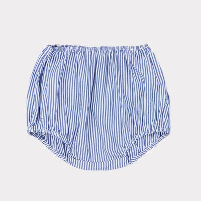 Baby Bloomer Grouper Blue/White Stripes by Caramel-3M