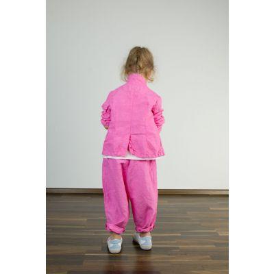 Children Jacket Mali Pink Lady by Manuelle Guibal