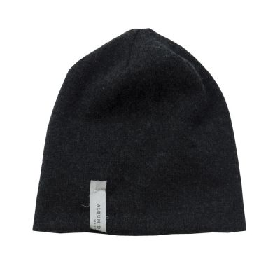 Cashmere Hat Almost Black by Album di Famiglia
