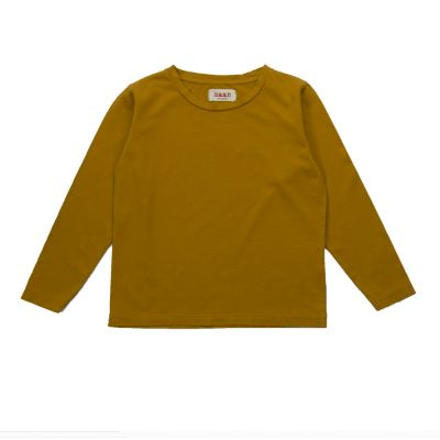 T-Shirt Judd Orange by Maan-4Y