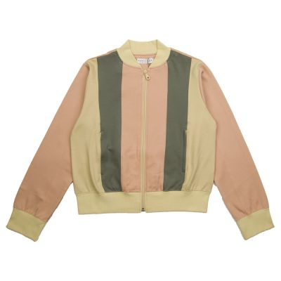 Zip Sweat Jacket Trichromatic by East End Highlanders