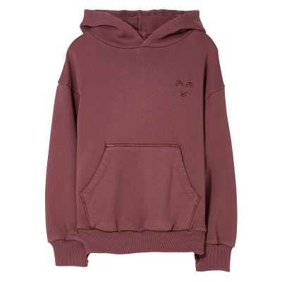 Hoodie Horst Plum by Finger in the Nose-4/5Y