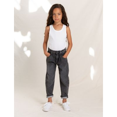 Jeans Solange Black Snow by Finger in the Nose