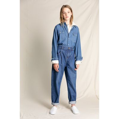 Jeans Solange Medium Blue by Finger in the Nose