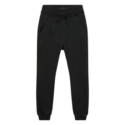 Jogging Pants Sprint Black by Finger in the Nose