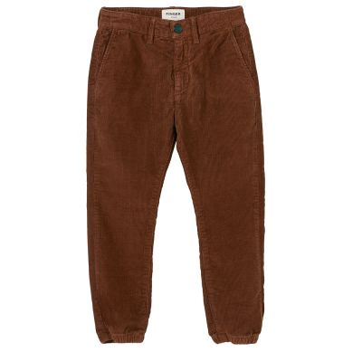 Pants Skater Brick Cord by Finger in the Nose-4/5Y