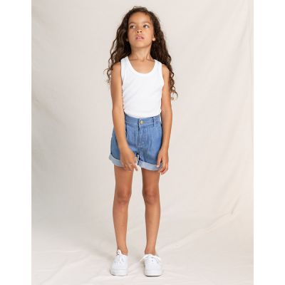 Shorts Marlie Bleached Blue by Finger in the Nose