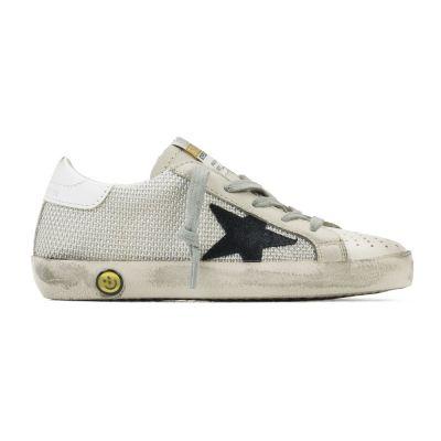 Sneakers Superstar Grey Cord Gum by Golden Goose Deluxe Brand