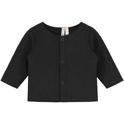 Baby Cardigan Nearly Black by Gray Label-3M