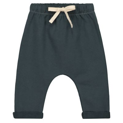 Baby Pants Blue Grey by Gray Label