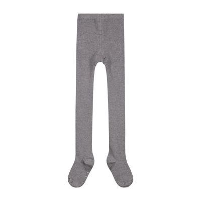 Ribbed Tights Grey Melange by Gray Label-18EU