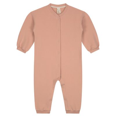 Baby Baseball Suit Rustic Clay by Gray Label