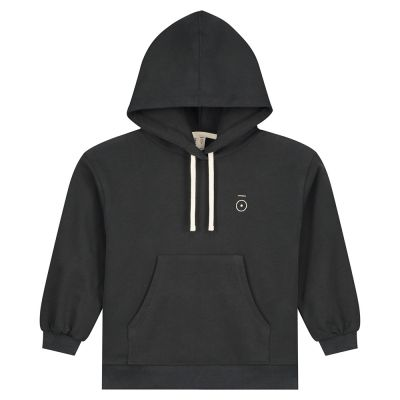 Oversized Hoodie Nearly Black by Gray Label