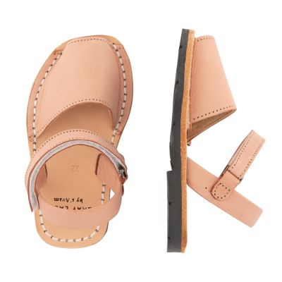 S'Avam x Gray Label - Sandals with Velcro Rustic Clay-22EU
