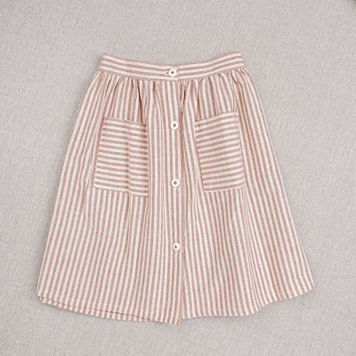 Skirt Zoe Rose Striped by Ketiketa