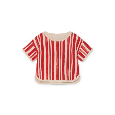 Roller Coaster Top Red Stripes by Little Creative Factory-4Y