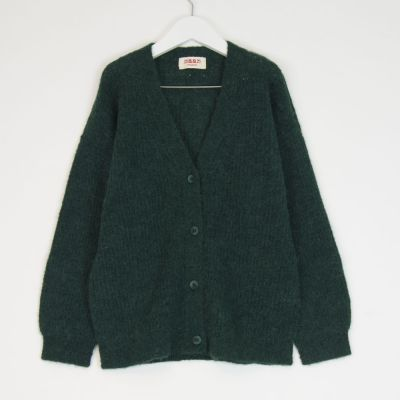 Knitted Cardigan Vision Pine by MAAN