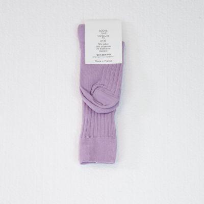 Socks Tale Mauve by MAAN