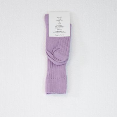 Socks Tale Mauve by MAAN-34EU
