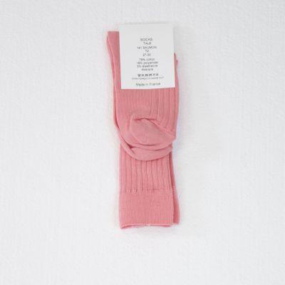 Socks Tale Saumon by MAAN-38EU