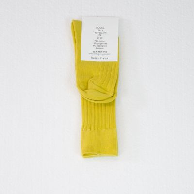 Socks Tale Yellow by MAAN-30EU