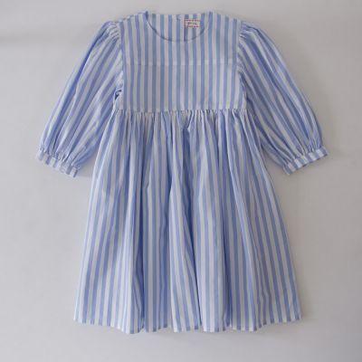 Dress Noa Blue Stripes by Morley-4Y
