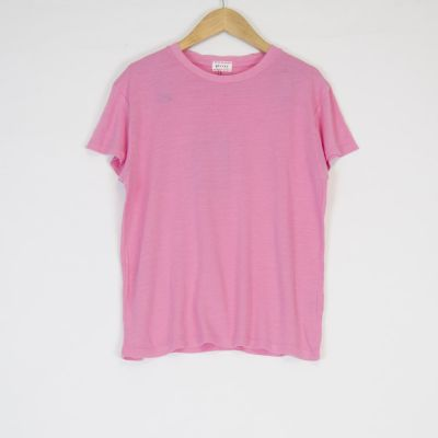Soft T-Shirt Nixon Pink by Morley