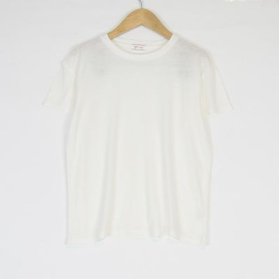 Soft T-Shirt Nixon White by Morley
