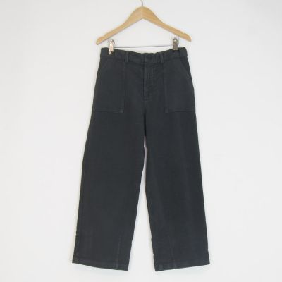 Wide Trousers Major Ottawa Coal by Morley