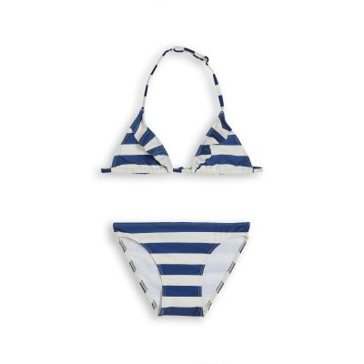 Bikini Noumea Navy Stripes by Finger in the Nose