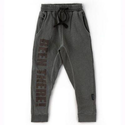 Baby Sweatpants Vintage Grey by nununu